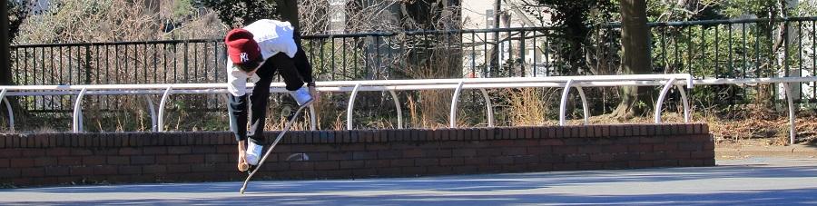 フリースタイルなKanataが奏でるスケートライフ